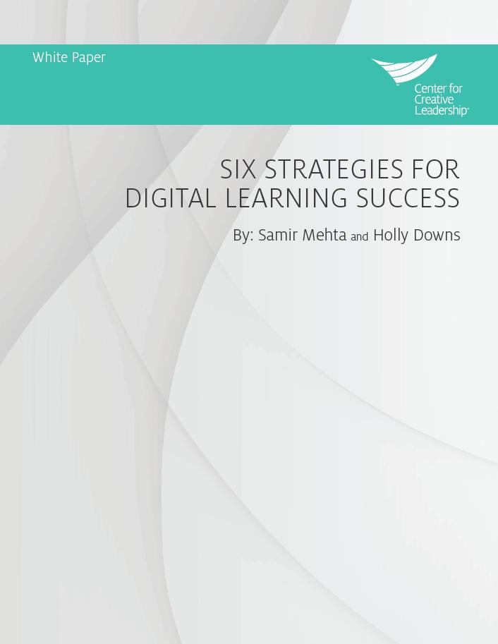Digital Learning Success