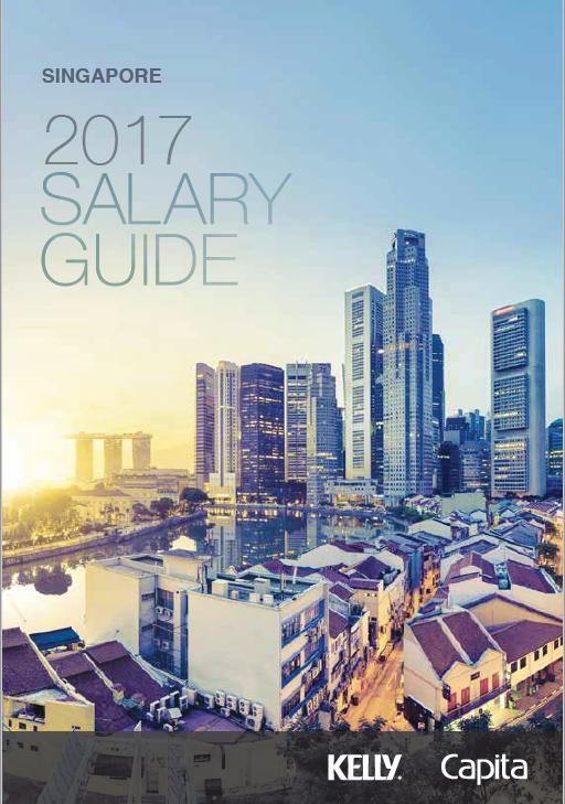 2017 Singapore Salary Guide