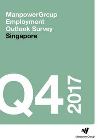 ManpowerGroup Employment Outlook Survey