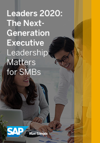 Leader's 2020: The Next-Generation Executive Leadership Matters for SMBs