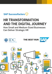 HR Transformation and The Digital Journey